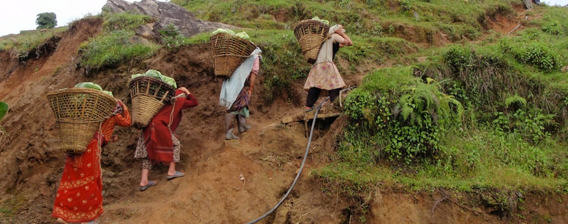 Nepal -Reducing risks from Landslides and Flash Floods